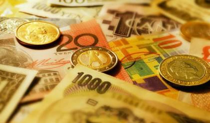 Франкът остава най-търсената валута на пазара