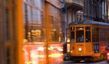 Градският транспорт в новогодишната нощ