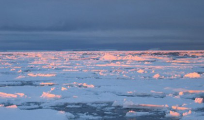 Топенето на ледовете в Арктика е бомба със закъснител