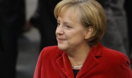Меркел: Европа е на път да създаде бюджетен съюз