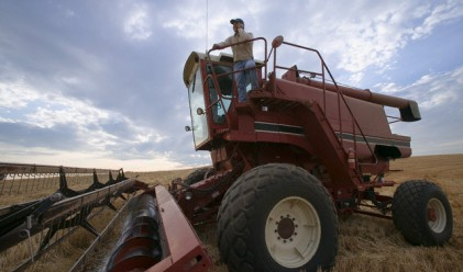 Зърнопроизводителите влизат в София