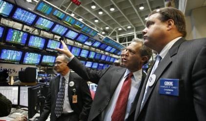 Ентусиазмът на фондовия пазар спрян насред полет