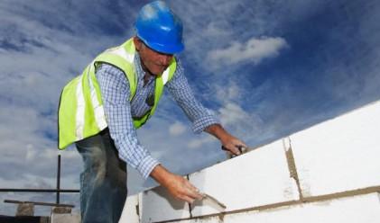 9.5% спад за година отчита строителството