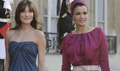 Най-стилните дами в световната политика