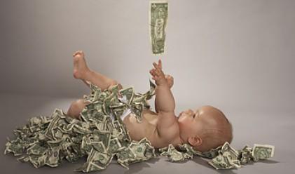 Колко струва детето през първите две години?