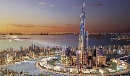 Кувейт строи град около небостъргач за 132 млрд. долара