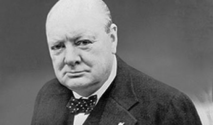 Чърчил оглави класацията на британските джентълмени