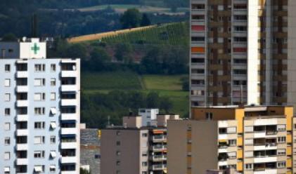 Силен спад в цените на имотите за по-малко от месец