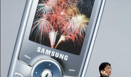Samsung продаде над 300 млн. телефона през 2011 г.