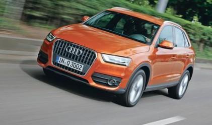 Audi се очаква да надмине Mercedes през 2011 г.
