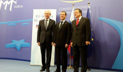 Русия в ролята на спасител на еврозоната