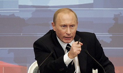 Путин е личност на годината в Русия