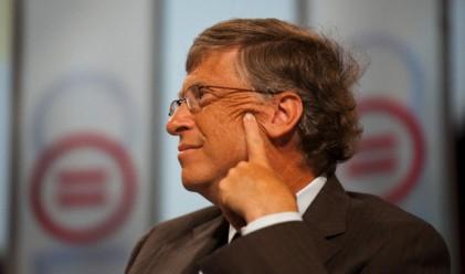 Бил Гейтс с поредно дарение за милиони