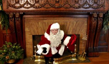 Когато Дядо Коледа заседне в комина