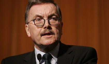 Щарк напуска ЕЦБ заради несъгласие с посоката на валутния съюз