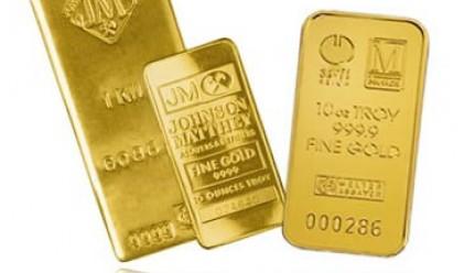 Златото блести все по-слабо