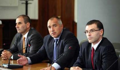 Най-популярните и непопулярни политици в България в края на 2011 г.