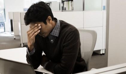 Стресът на работа е причина за 10% от сърдечните удари