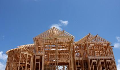 Изненадващ ръст на началното строителство в САЩ
