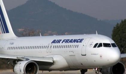 Пътник открадна одеяла за 13 000 долара от Air France