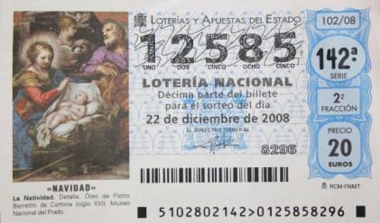 Най-богатата лотария в света ще раздаде 3.7 милиарда евро на испанците