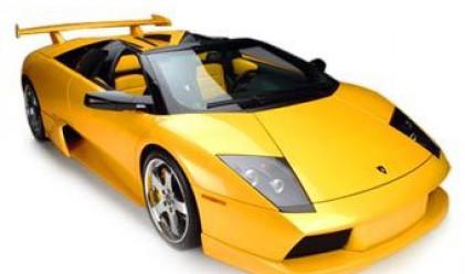 Американец потроши Lamborghini, шест часа след като го спечели