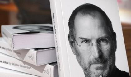 Биографията на Стив Джобс сред най-препродаваните коледни подаръци