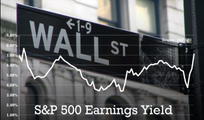 S&P 500 при ключово ниво на съпротива