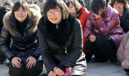 Погребват Ким Чен Ир