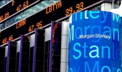 Morgan Stanley съкращава 580 души