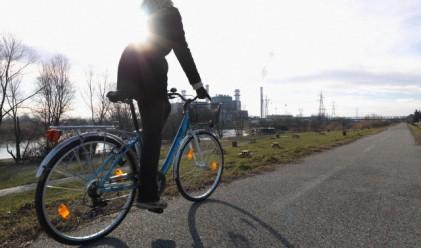 Смъртността при велосипедистите е най-мрачният икономически индикатор