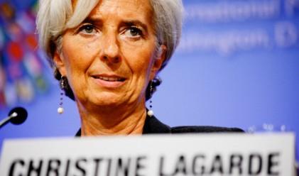 Ръководителят на МВФ притиска кредиторите за повече отстъпки за Гърция