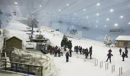 На ски в Дубай