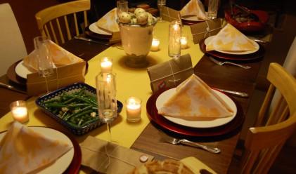 Най-скъпата Коледна вечеря