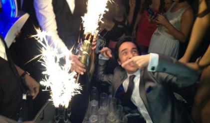 Мъж похарчи близо 200 000 долара за алкохол в нощен клуб