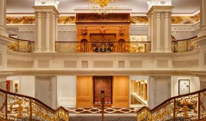 Най-красивите фоайета на хотели в света
