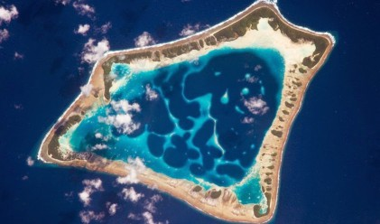 Кирибати: където слънцето ще изгрее за първи път през 2015 г.