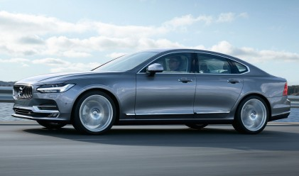 Volvo представи луксозния си седан S90
