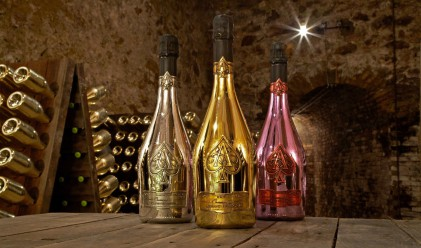 Най-скъпите бутилки шампанско в света