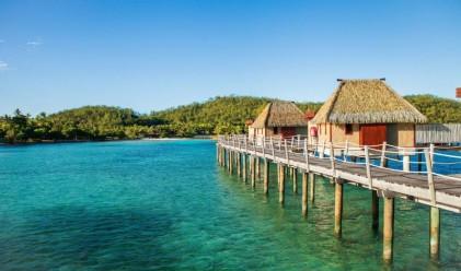 11 от най-красивите водни бунгала в света