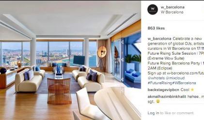 Най-сниманите луксозни хотели в Instagram