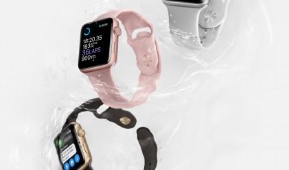 Продажбите на Apple Watch бележат рязък спад? Не и според Тим Кук