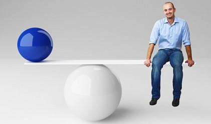 Защо балансът ни се влошава след 40-годишна възраст?