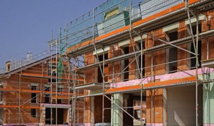 Спад на строителството през октомври с 14% на годишна база