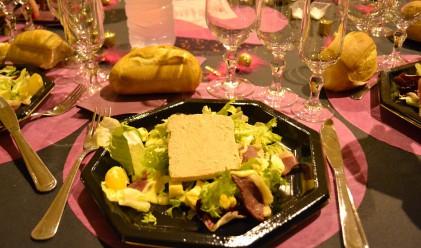 Къде коледната вечеря е най-здравословна?