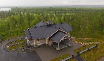 Приказна къща за 4.4 млн. долара в Лапландия