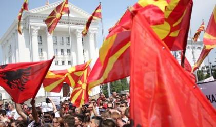 Кой победи на изборите в Македония?