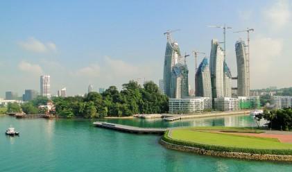 Богатите туристи в Сингапур предпочитат моловете пред казината