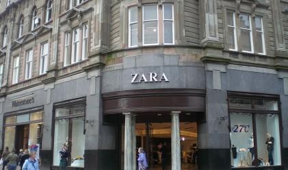 Как палто на Zara стига от ателието до Пето авеню за 25 дни?