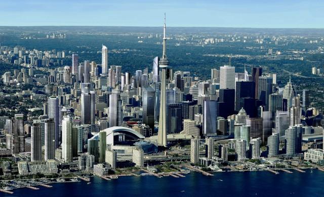 Китайските имотни инвеститори се обръщат към Сиатъл и Торонто